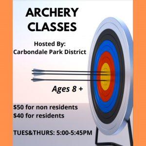 Archery Ages 8+