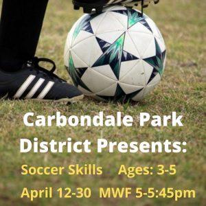 Soccer Skills Ages 3-5