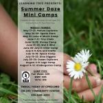 Summer Daze Mini Camps (1)